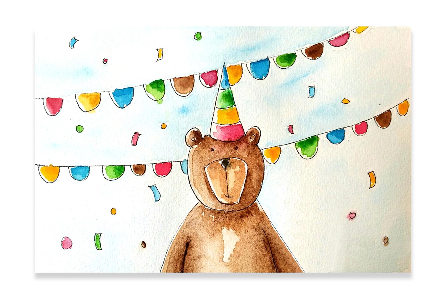 Portfolio_Happy Birthday Bär