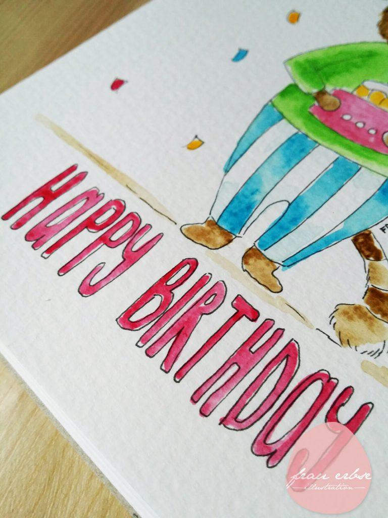Happy Birthday Katze 5