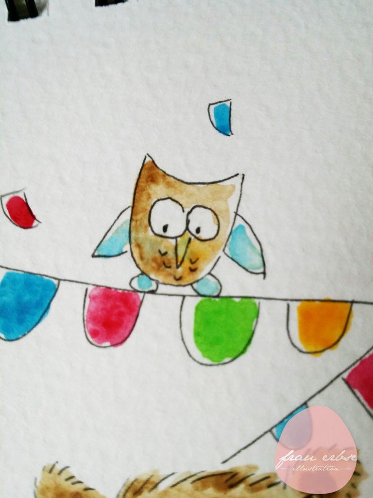 Happy Birthday Katze 6