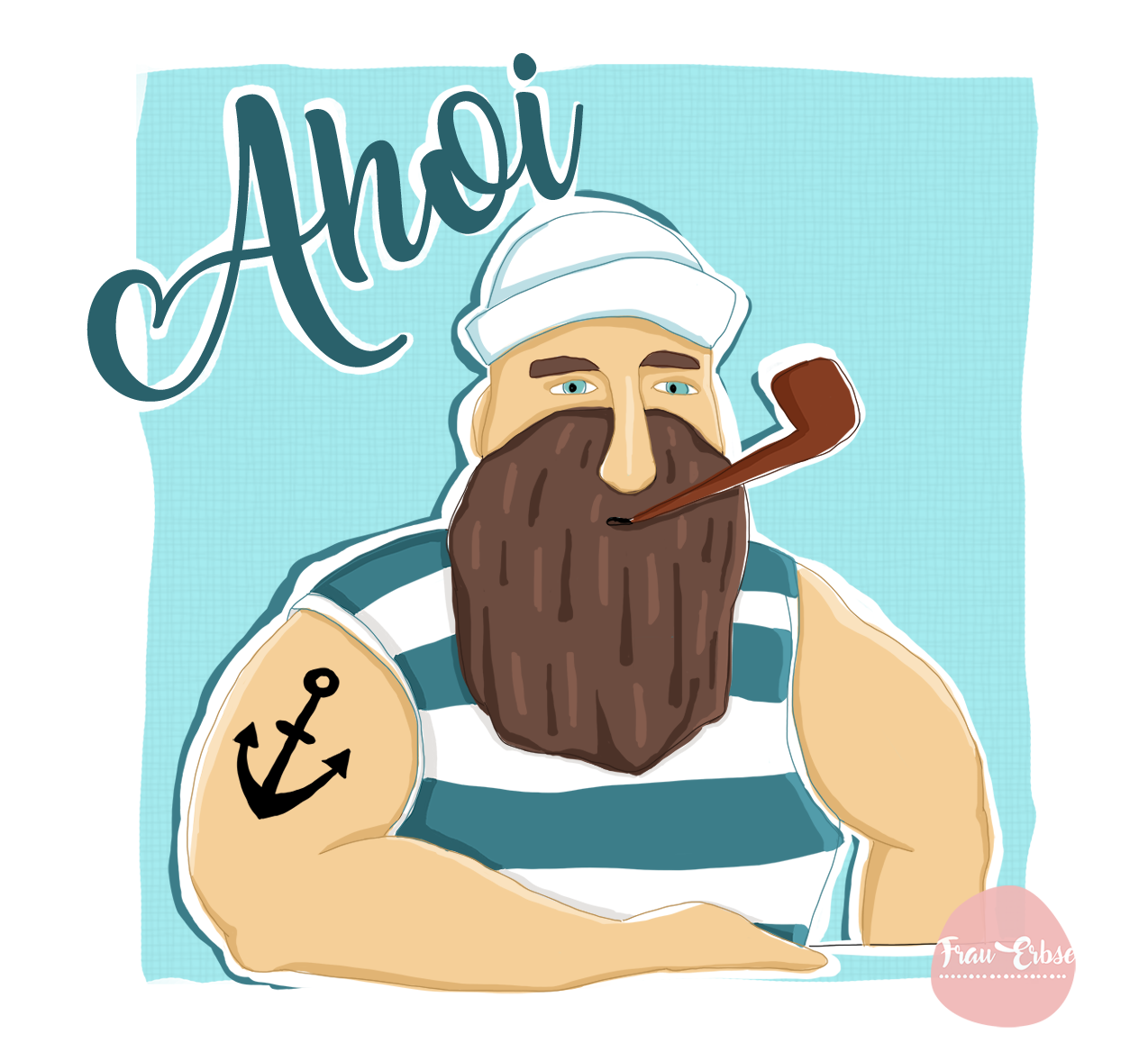 Illustration Sailor