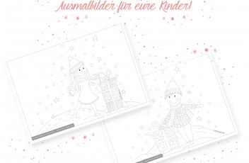 werbung-weihnachten-ausmalbilder