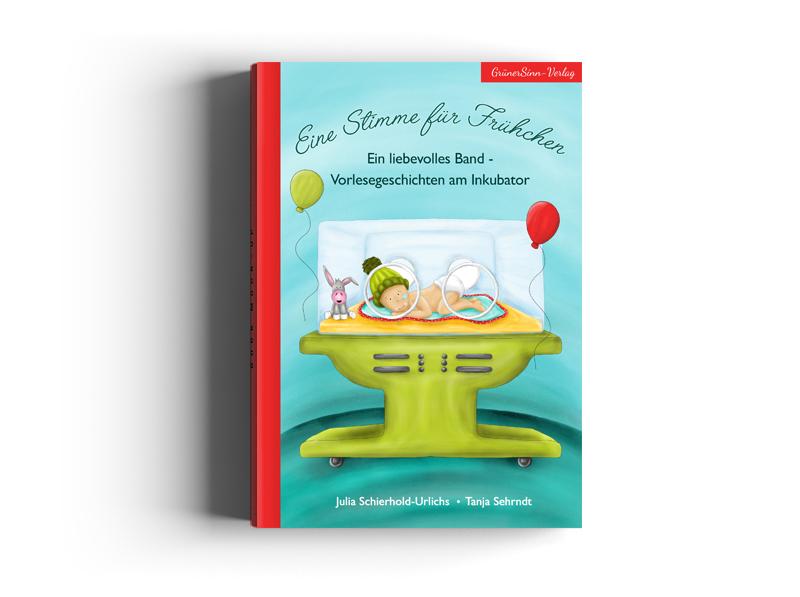 Homepage für unser Buch