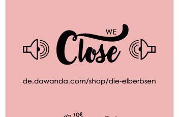 Schließung DaWanda Web